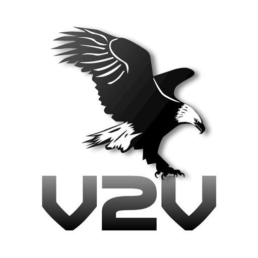 V2V Community Church logo